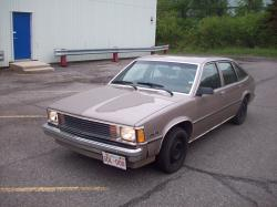 SlugOnARug 1984 Chevrolet Citation