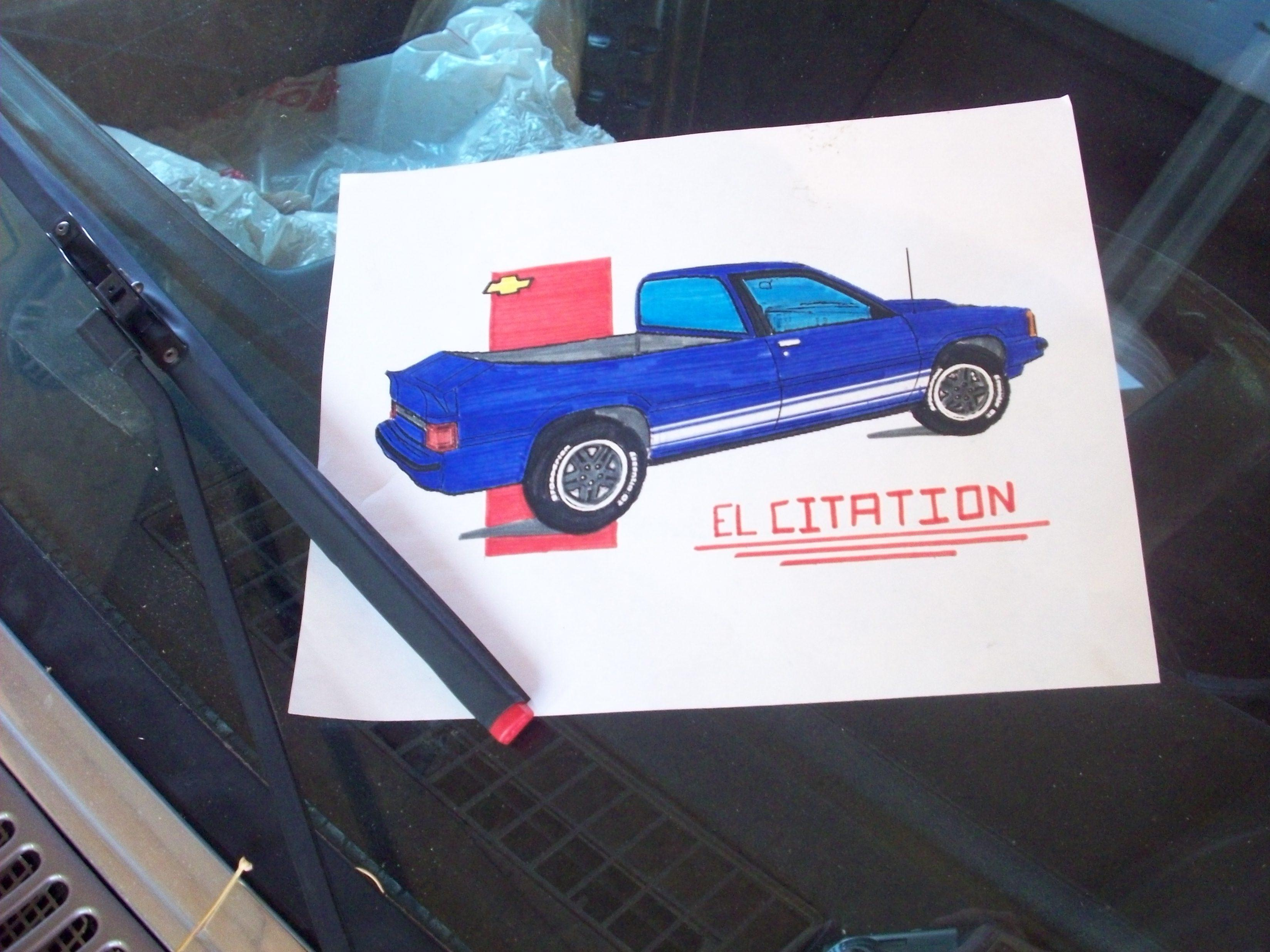 Another SlugOnARug 1984 Chevrolet Citation post... - 14534471