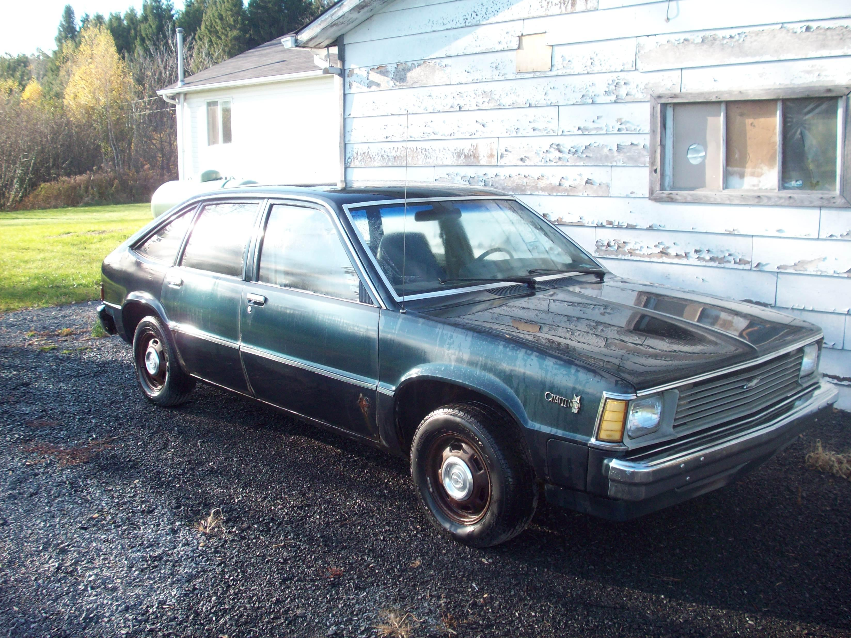 Another SlugOnARug 1984 Chevrolet Citation post... - 14534472