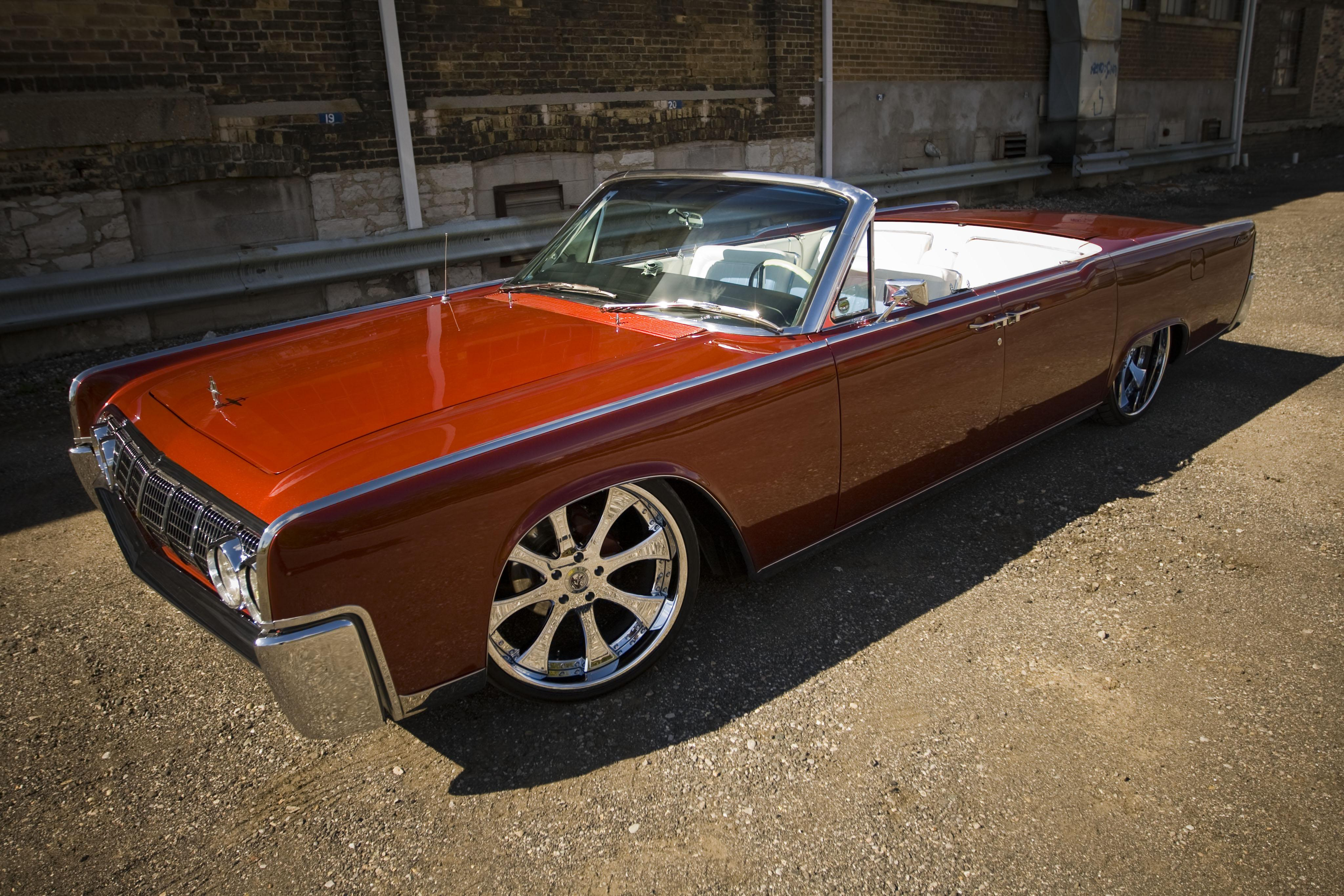 angry jay 1964 lincoln continental specs photos modification info at cardomain. Black Bedroom Furniture Sets. Home Design Ideas