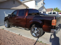 chuations 2006 Ford F150 SuperCrew Cab