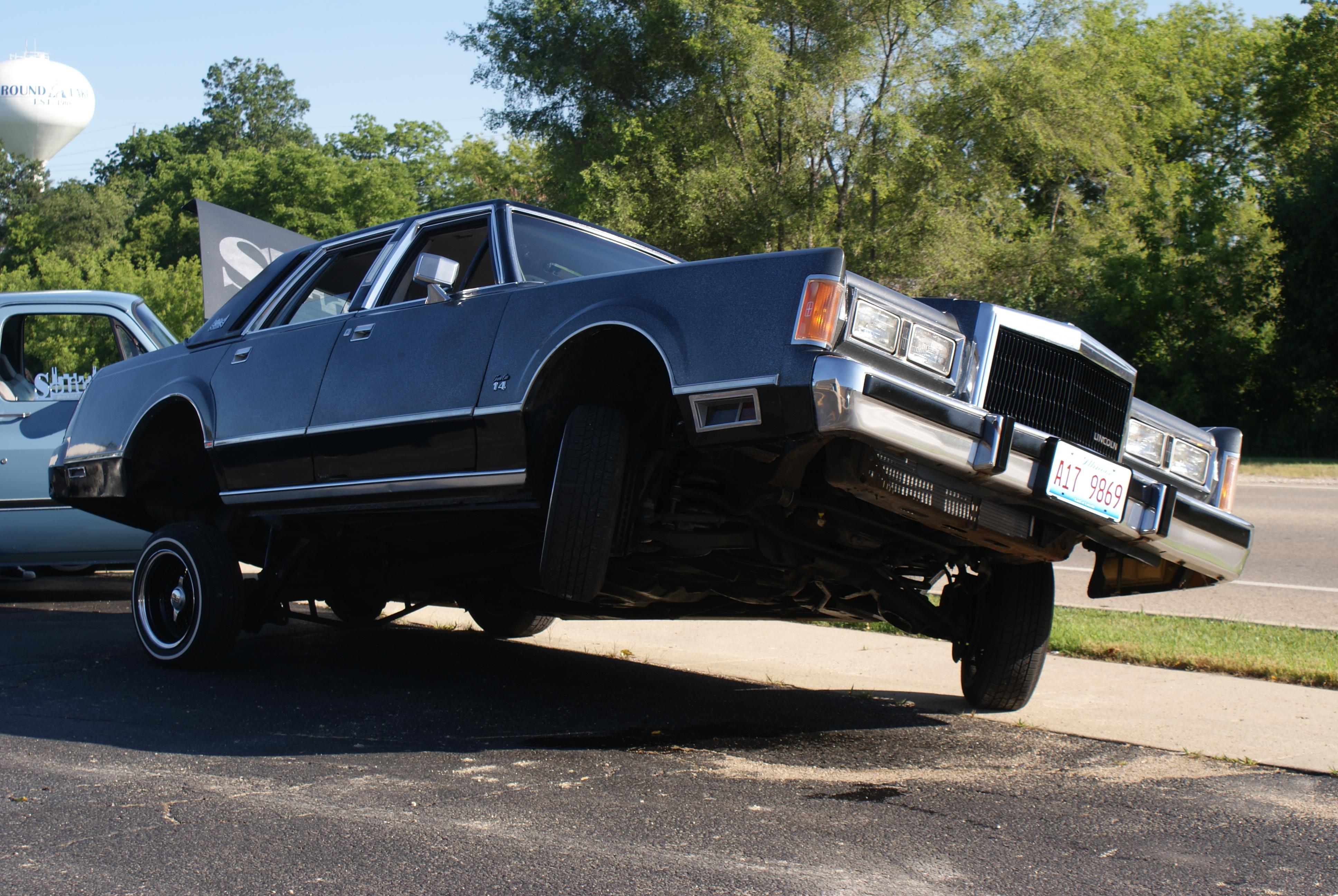 Luneyd 1989 Lincoln Town Car Specs Photos Modification