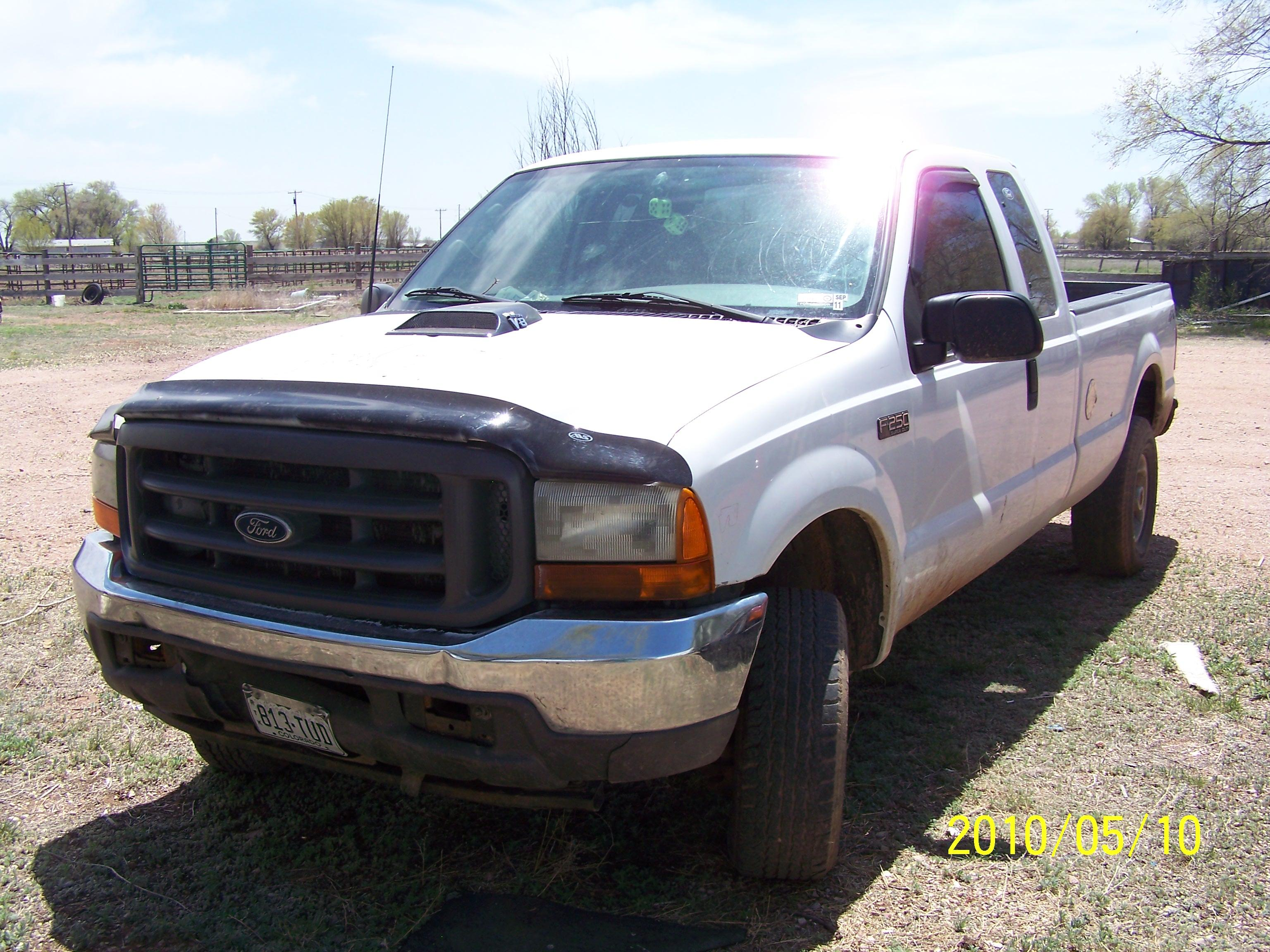 sduty88's 2001 Ford F250 Super Duty Super Cab