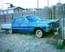 Acura Augusta on Find Custom 1964 Chevrolet Impala Page 4 At Cardomain Com
