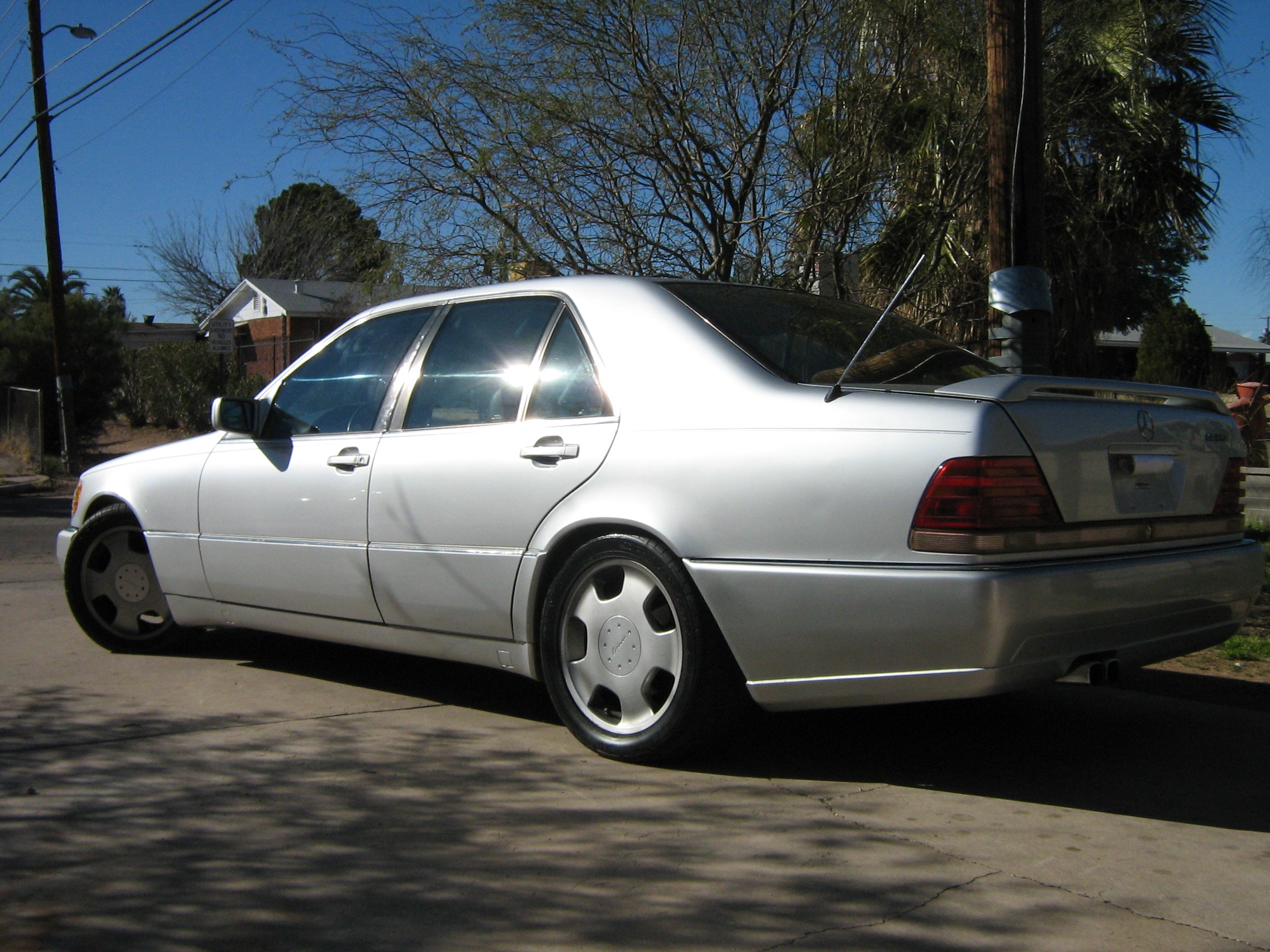 Another westcoastlife 1992 Mercedes-Benz 400SEL post... - 14538607