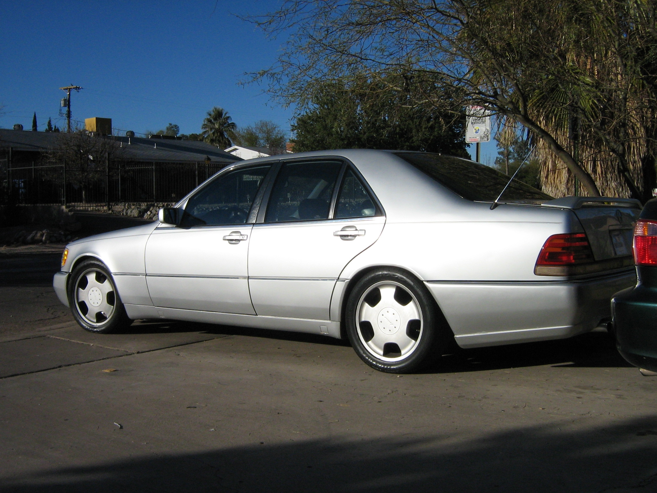 Another westcoastlife 1992 Mercedes-Benz 400SEL post... - 14538613