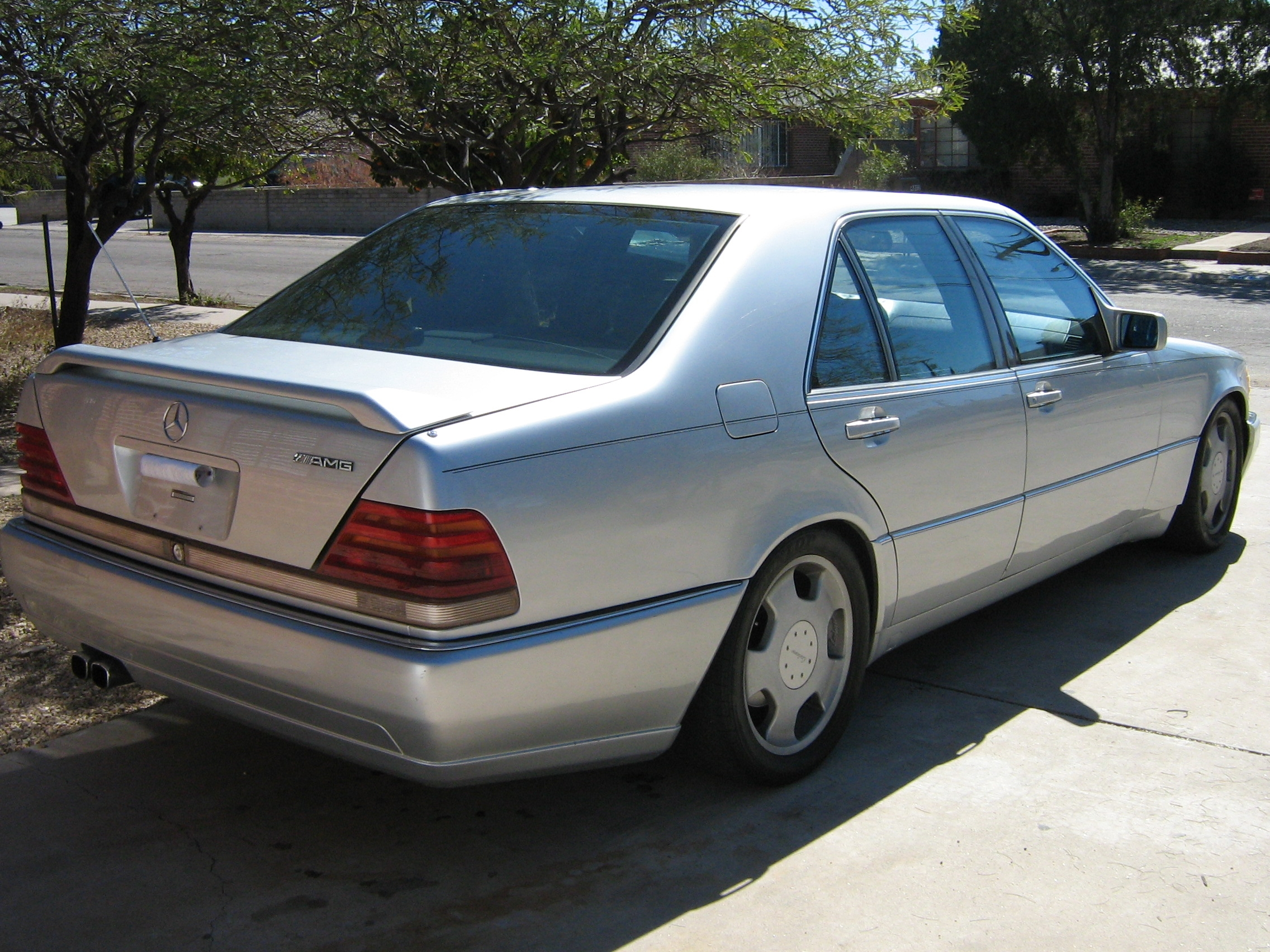 Another westcoastlife 1992 Mercedes-Benz 400SEL post... - 14538614