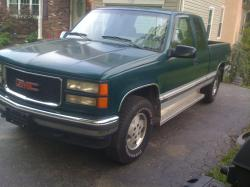 Nazz45s 1995 GMC Sierra 1500 Extended Cab