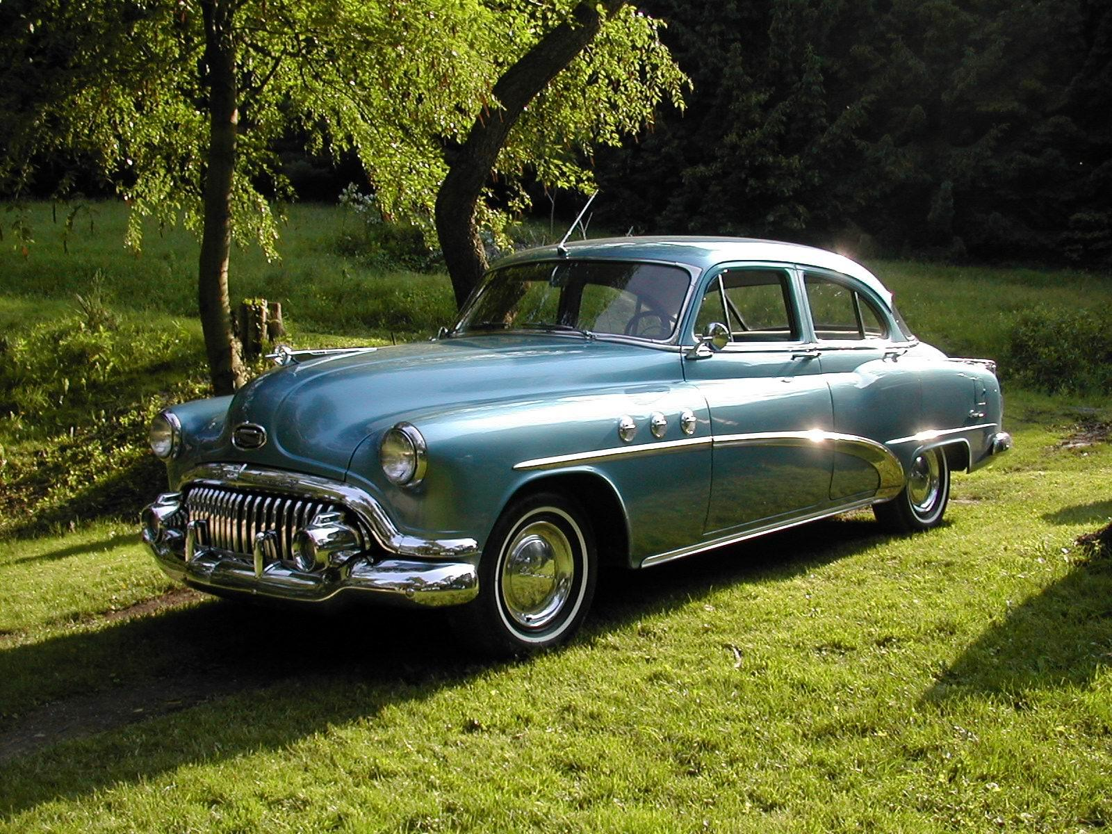 TREEDAWG 1952 Buick Special