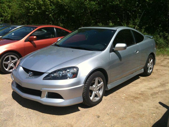 deathguyqc 2005 acura rsx specs photos modification info. Black Bedroom Furniture Sets. Home Design Ideas