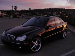 6SpeedPazs 2004 Mercedes-Benz C-Class