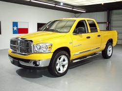 Speedfreak75s 2007 Dodge Ram 1500 Quad Cab