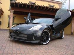 huckboyfins 2006 Nissan 350Z