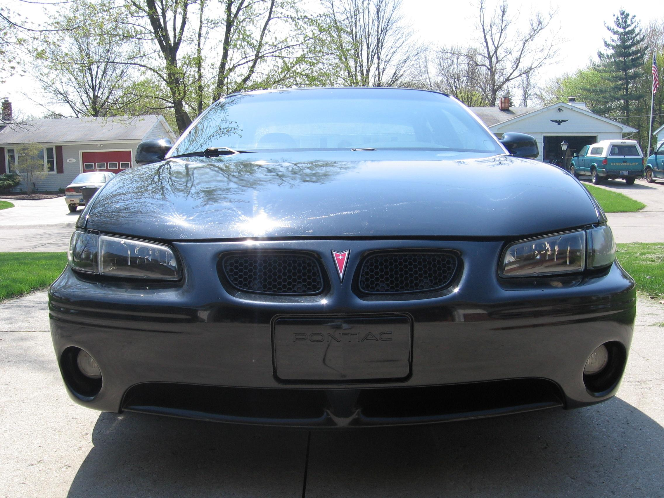Another g-u-m-b-y 2002 Pontiac Grand Prix post... - 14540839