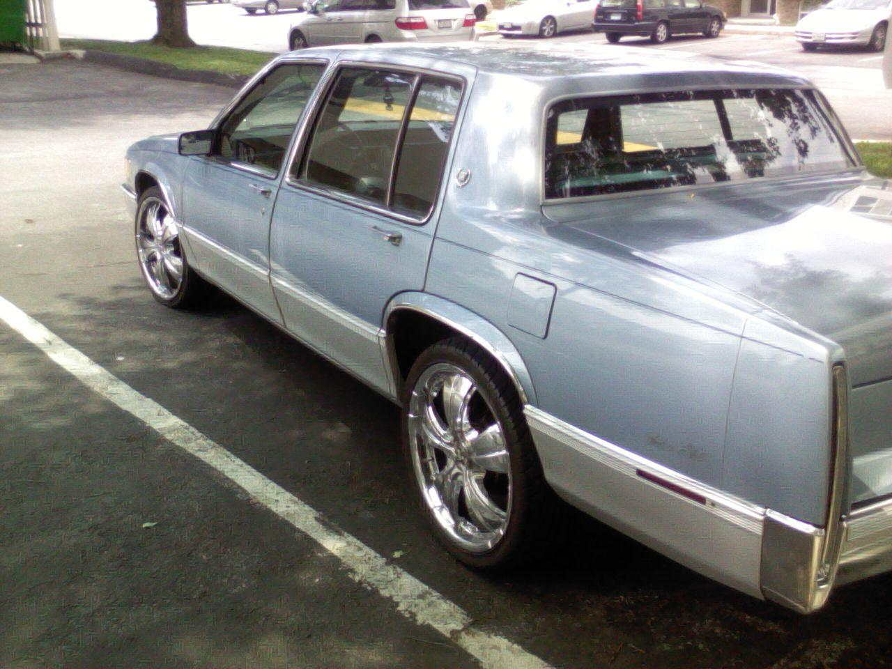 Another CaddyBio 1990 Cadillac DeVille post... - 14542272