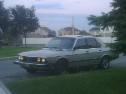 andreurows 1988 BMW 5 Series