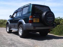 lordelpuz 1996 Toyota Land Cruiser