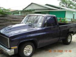 rusty13 1984 Chevrolet 1500 Extended Cab