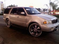 JasonG7s 2001 Lincoln Navigator