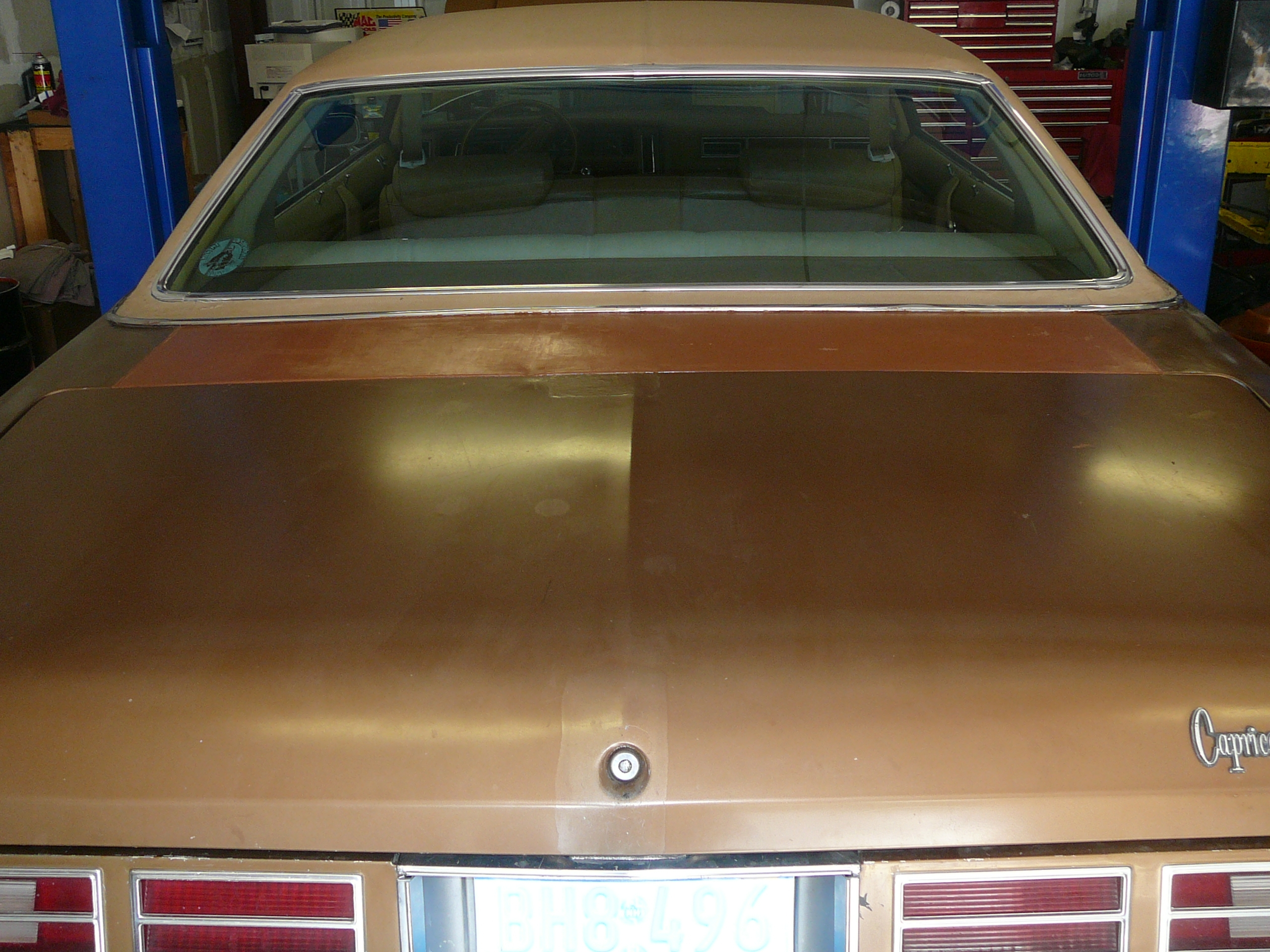 Another dynasty478 1976 Chevrolet Caprice post... - 14545297