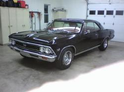 bigbenmacs 1966 Chevrolet Chevelle