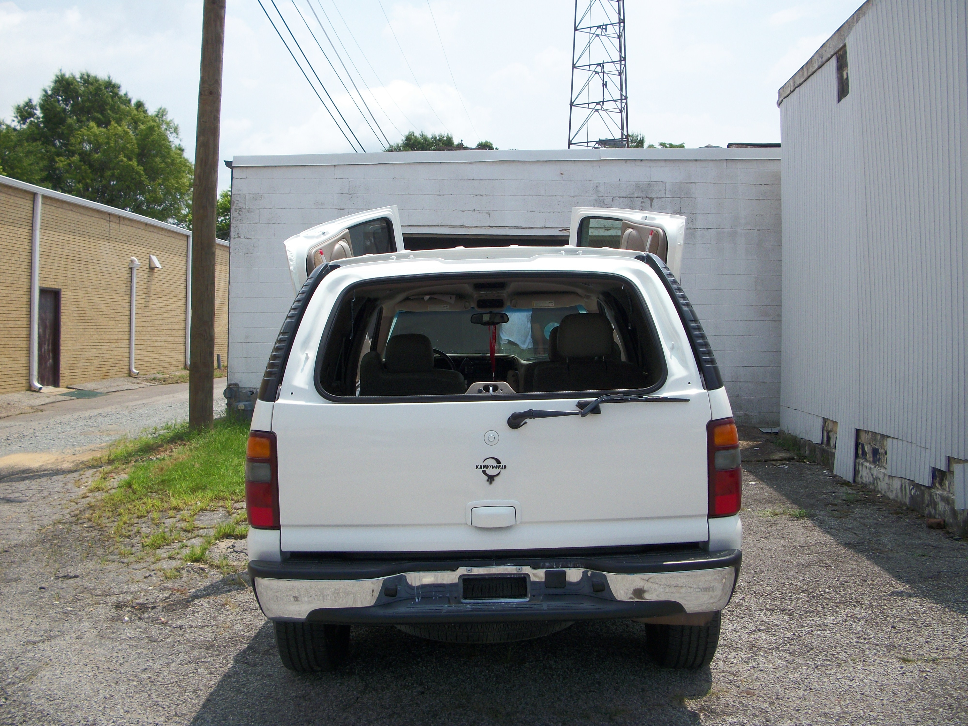 Another Kandy_world3 2000 Chevrolet Tahoe post... - 14546395