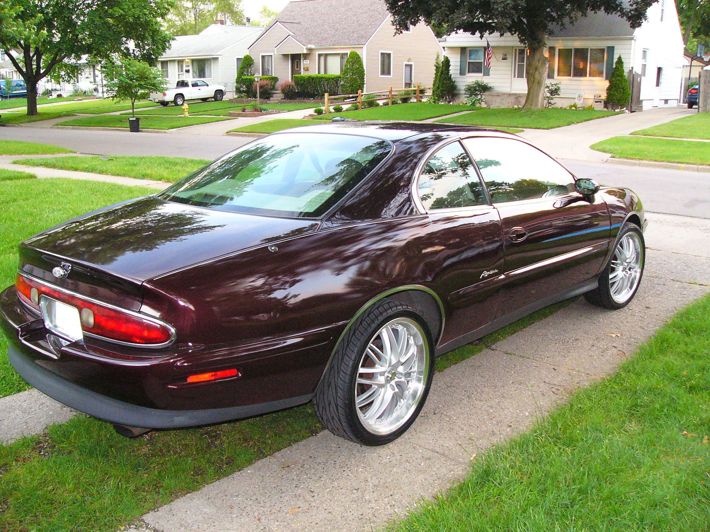 Forty625 1996 Buick Rivieracoupe 2d Specs  Photos  Modification Info At Cardomain