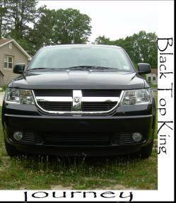 BlackTopKings 2009 Dodge Journey
