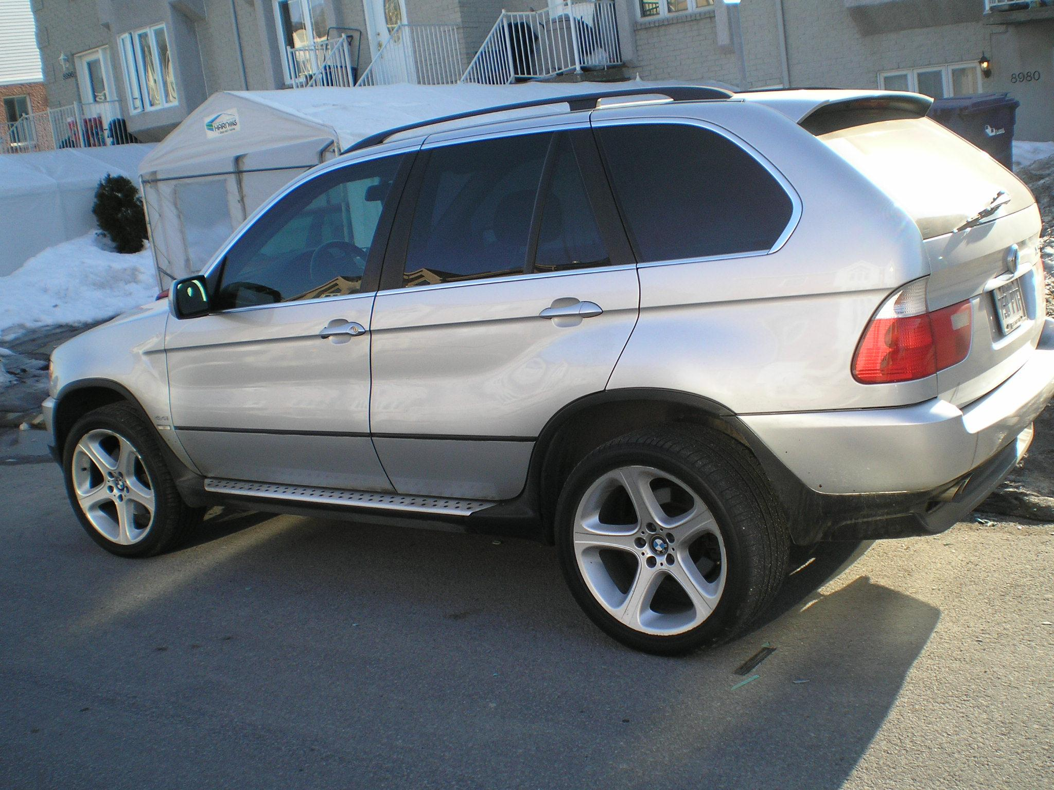Therich 2003 Bmw X54 4i Sport Utility 4d Specs Photos