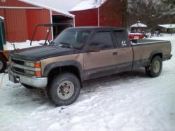 Muddycowboy 1995 Chevrolet 2500 Regular Cab