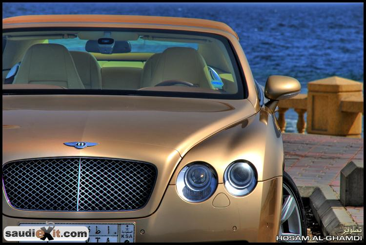 Saudi_Exit 2007 Bentley Continental GT 14548307
