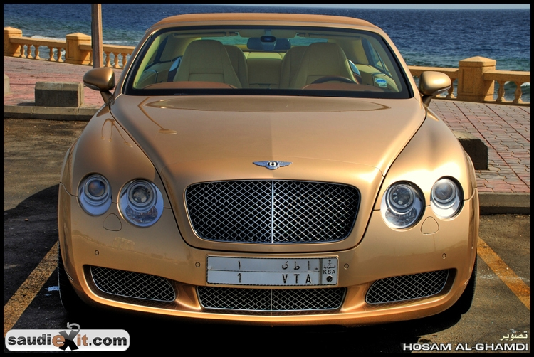 Saudi_Exit 2007 Bentley Continental GT 14548308