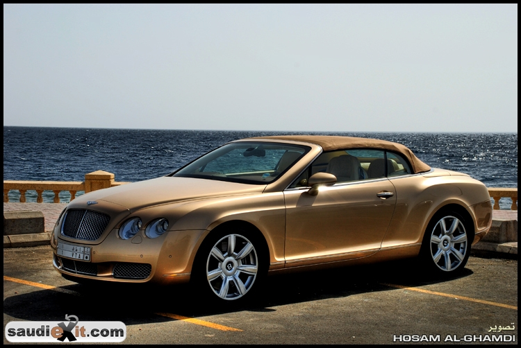 Saudi_Exit 2007 Bentley Continental GT 14548309