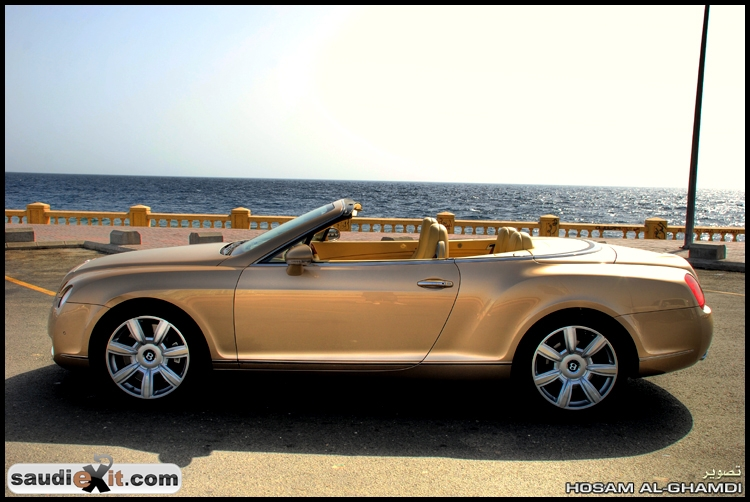 Saudi_Exit 2007 Bentley Continental GT 14548317