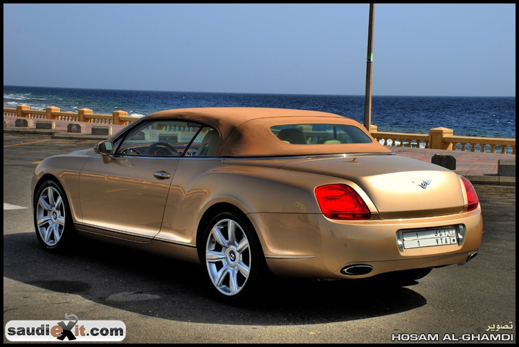 Saudi_Exit 2007 Bentley Continental GT 14548318