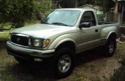 options13 2001 Toyota Tacoma Regular Cab
