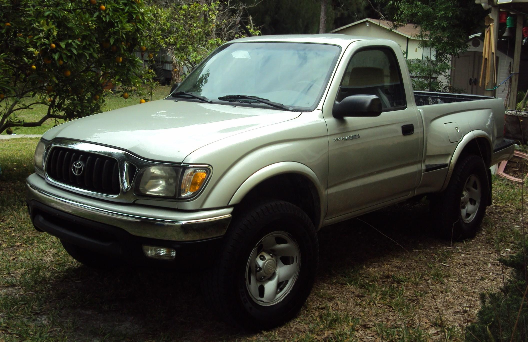 options13's 2001 Toyota Tacoma Regular Cab