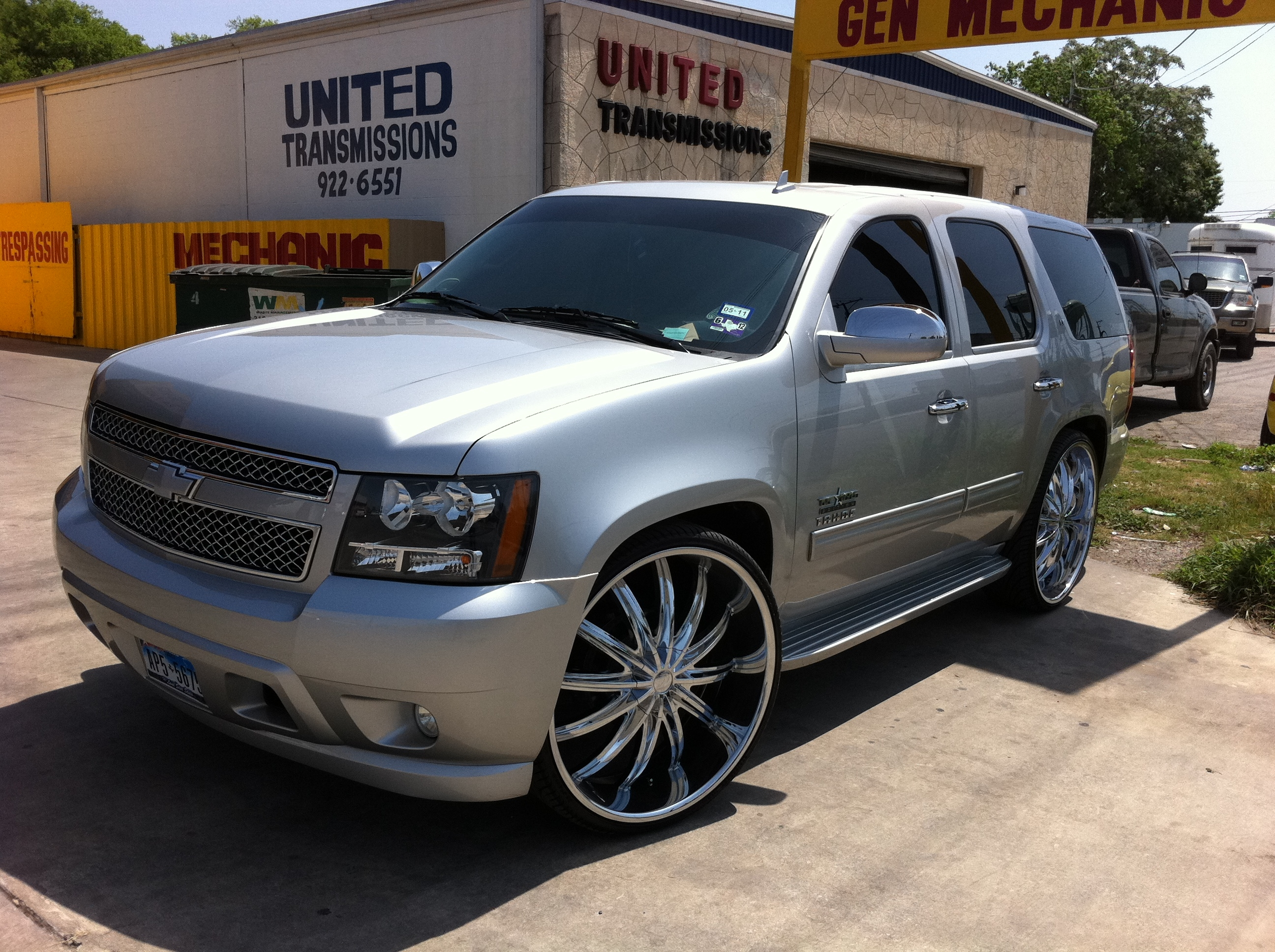 Silverado_03 2010 Chevrolet Tahoe Specs, Photos, Modification Info at ...