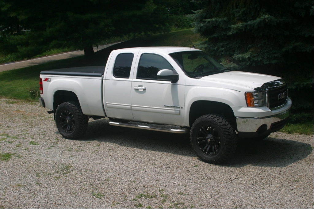 Gmc Sierra Forum >> Default Finally Finished For The Most Part 2007 Gmc Sierra With