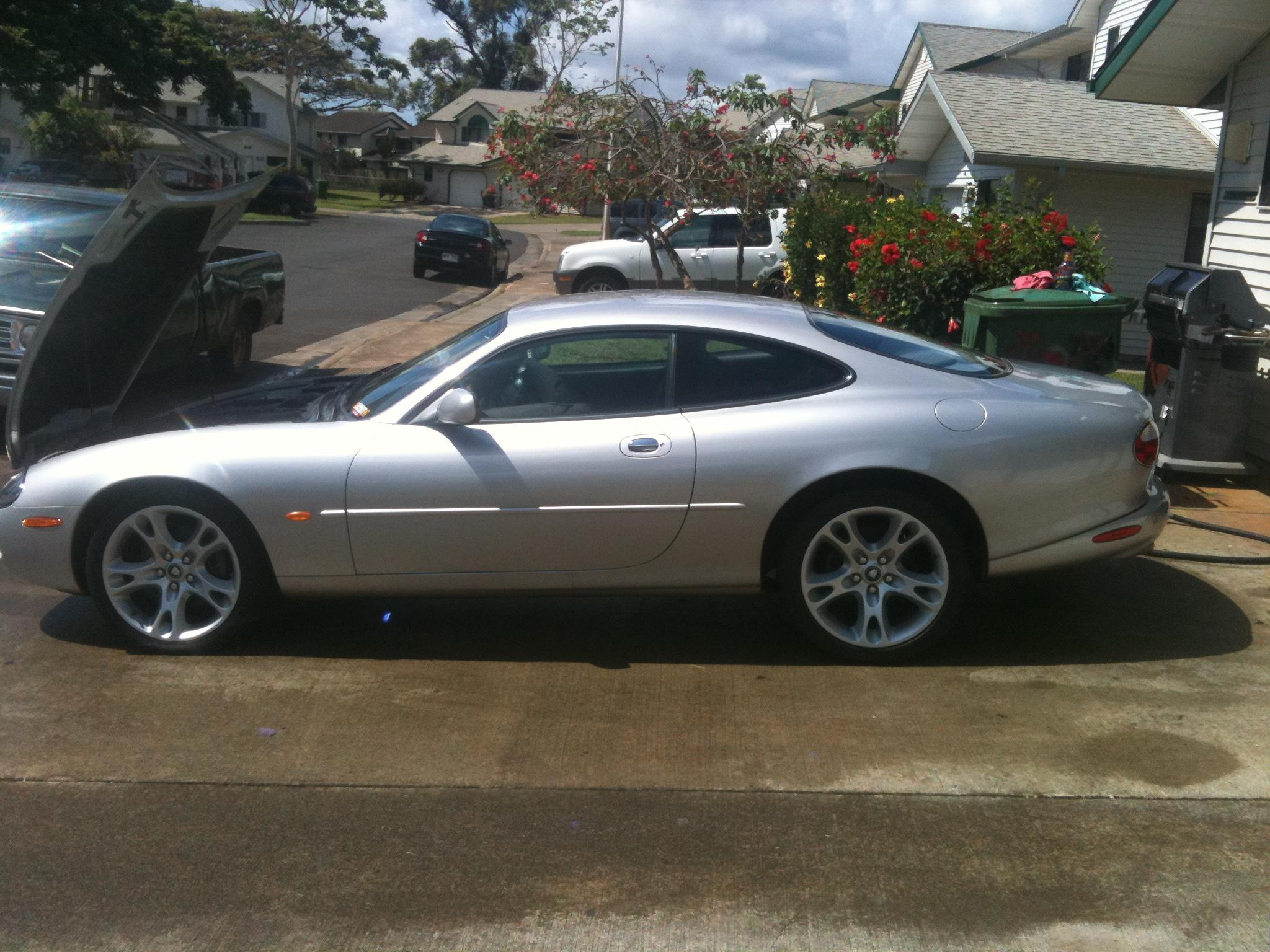 slick_wit_it's 2003 Jaguar XK Series