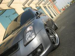 MoOoDe_Lancer 2009 Suzuki Swift