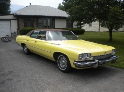 Audrell73 1973 Buick LeSabre