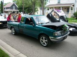 monsterhitman78s 1995 Ford Ranger Super Cab