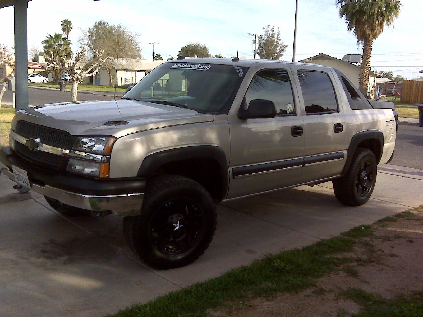 fred69 2004 Chevrolet Avalanche Specs Photos Modification Info