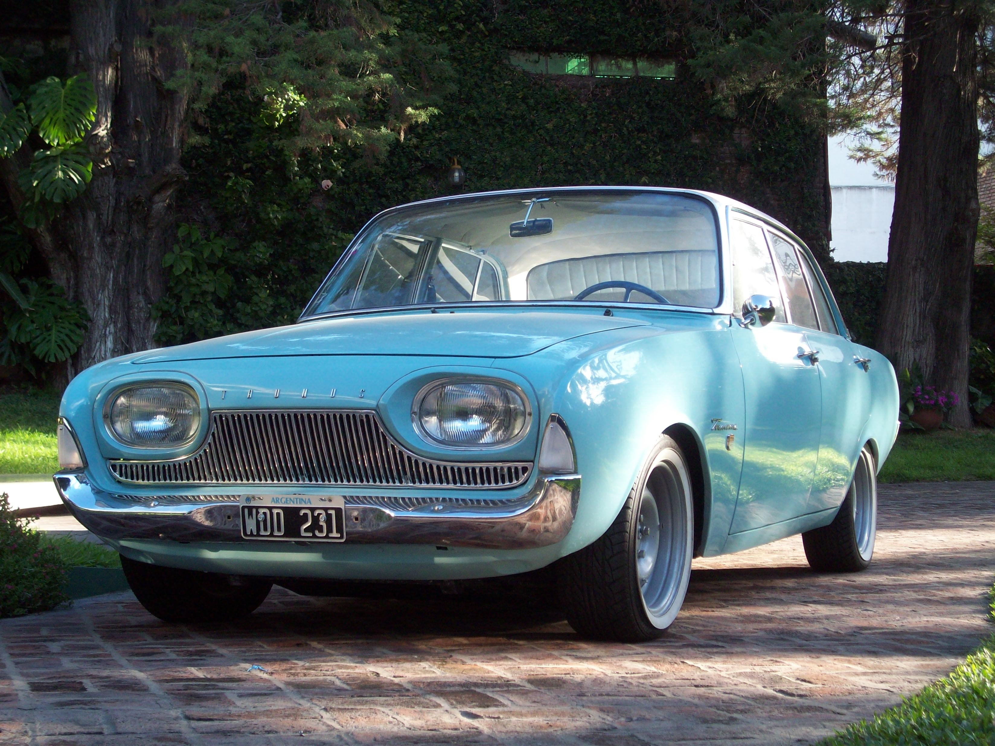 Another ale06 1961 Ford Taunus post... - 14549483
