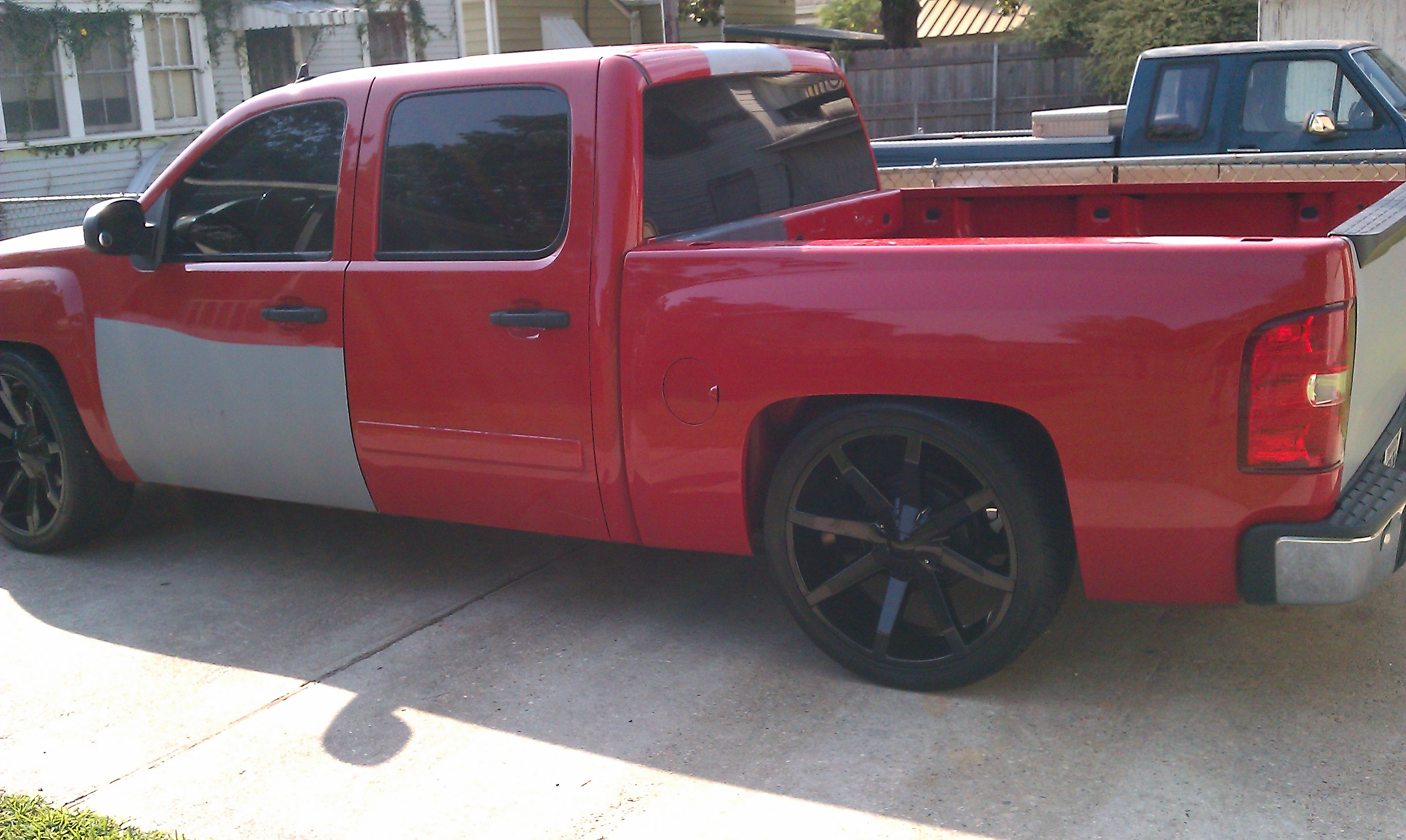 Another kevsexpression 2007 Chevrolet Silverado 1500 Crew Cab post... - 14549526