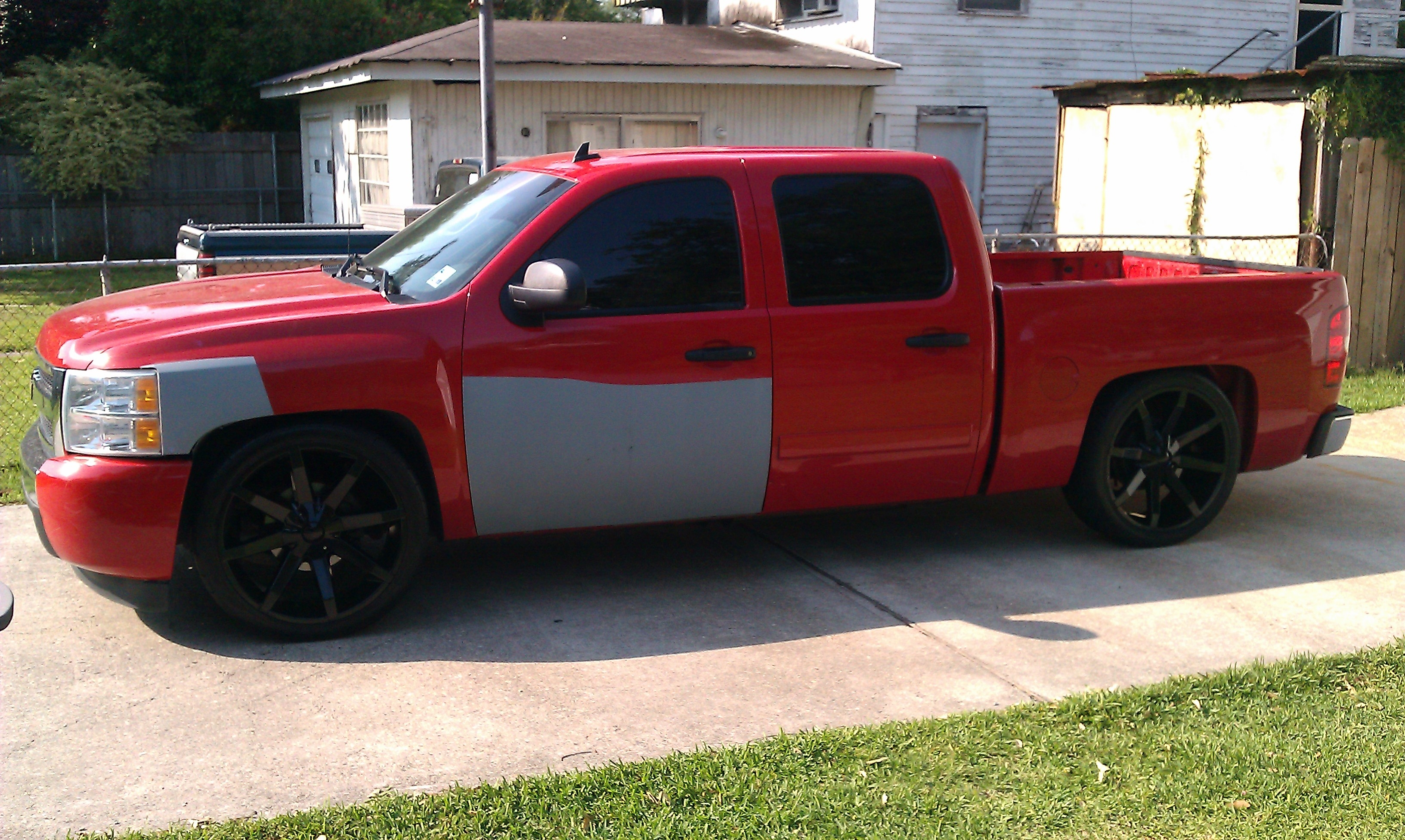 Another kevsexpression 2007 Chevrolet Silverado 1500 Crew Cab post... - 14549529
