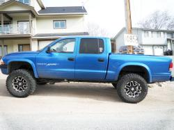 Sexyvixon 2001 Dodge Dakota Quad Cab