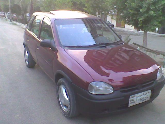 tameradel 1995 opel corsa specs photos modification info at cardomain. Black Bedroom Furniture Sets. Home Design Ideas