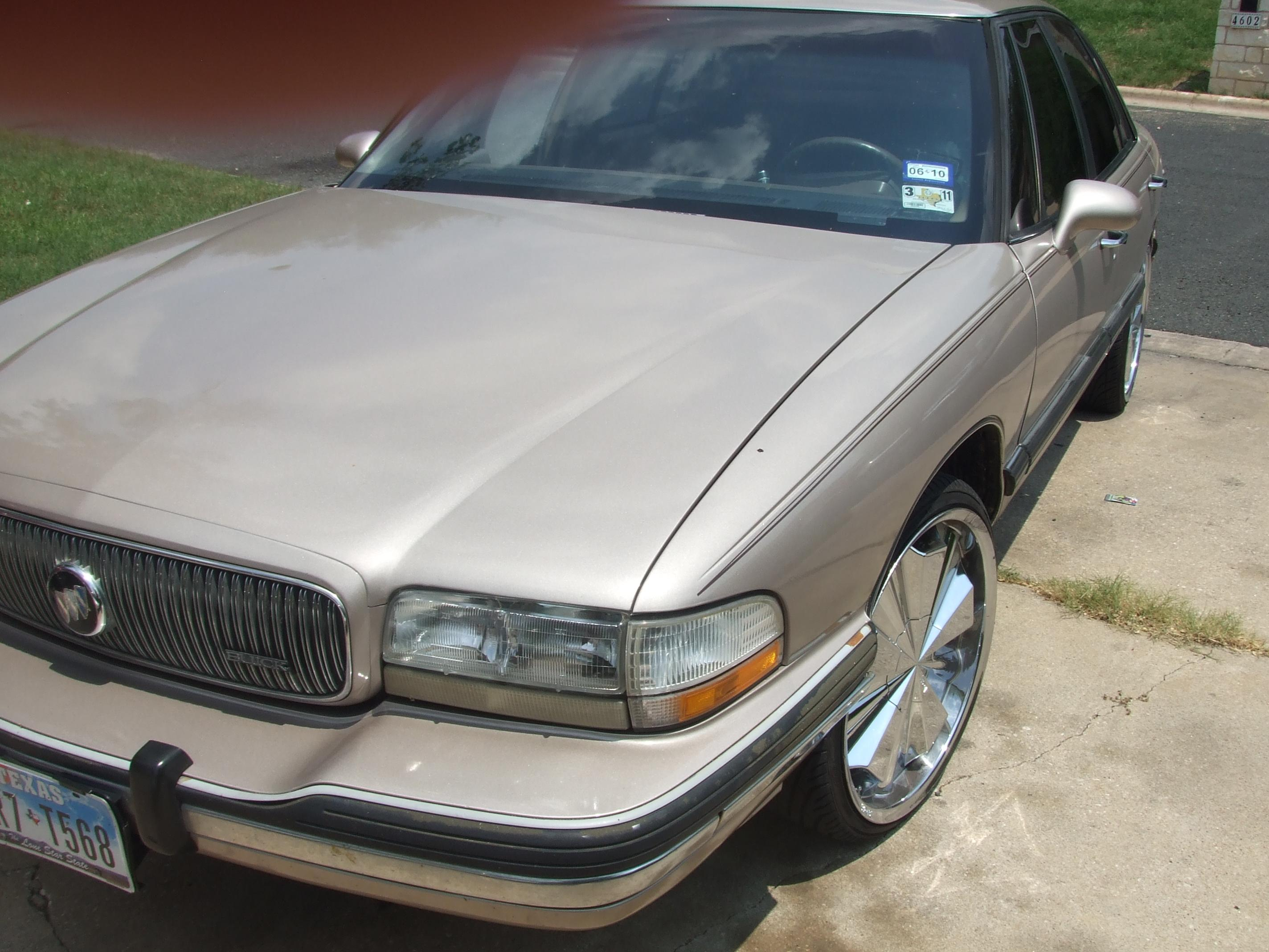 bigdaddychevy 1993 buick lesabrelimited sedan 4d specs. Black Bedroom Furniture Sets. Home Design Ideas